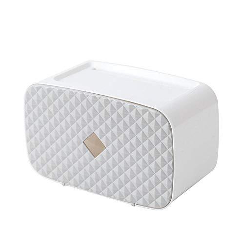 AEOJU Papierhandtuchhalter neu Küche Bad Kunststoff Wand