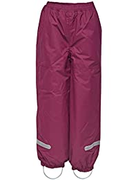 LEGO Wear Tec Mädchen Ping 774, Pantalones para la Nieve para Niñas, (Bordeaux 390), 104 cm