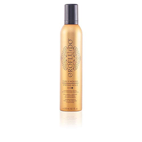 OROFLUIDO CURLY MOUSSE STRONG HOLD 300ML #3188