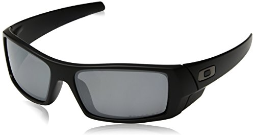 Oakley Gascan - Gafas, color Negro (Matte Black), 60 mm
