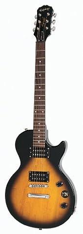 Epiphone Les Paul Special-II E-Gitarre (Vintage Sunburst, Linden Korpus, Palisander Griffbrett, 24.75 Mensur)