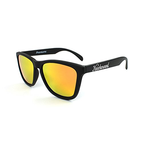 Knockaround Classics Sunglasses, Black / Sunset