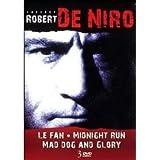 Robert de niro : le fan ; midnight run ; mad dog and glory