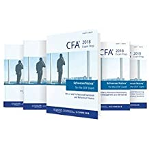 2018 CFA Level 3 Study package (5 books) + (2) practice books