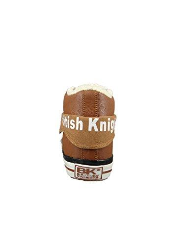 British Knights - Roco, Scarpe da ginnastica Uomo Cognac