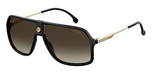 Carrera Herren 1019/S Sonnenbrille, Mehrfarbig (Black), 64