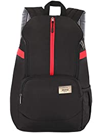 American Tourister Copa 22 Ltrs Black Casual Backpack (FU9 (0) 09 002)