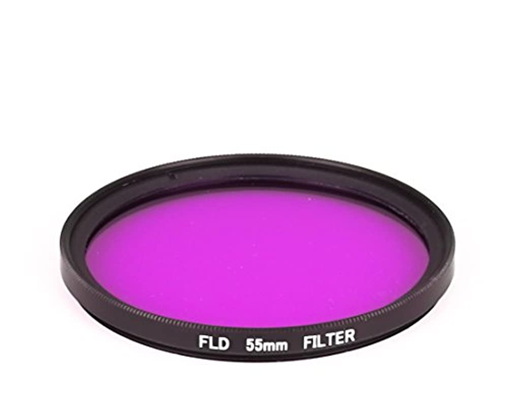 All Brands of 49mm Digital SLR Camera Lens Yunchenghe Red Gradient Filter for Canon Nikon Sony