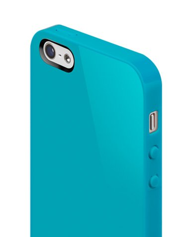 SwitchEasy NUDE Lime for iPhone 5/5s Turquoise