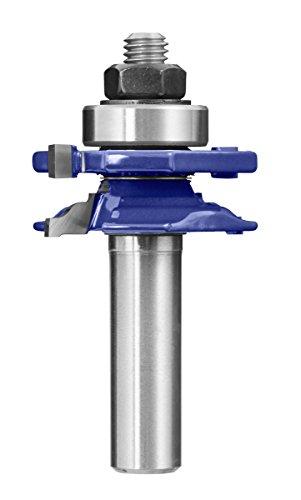 Irwin Tools 1900992Marples Rückseite Stil und Schiene Router Bit mit 1/5,1cm Schaft