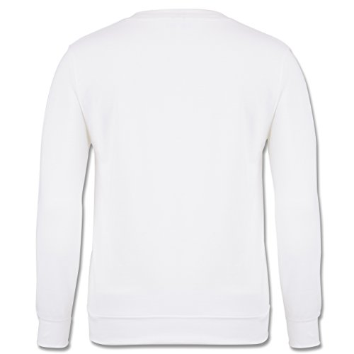 Volleyball - Life is simple Volleyball - Herren Premium Pullover Weiß