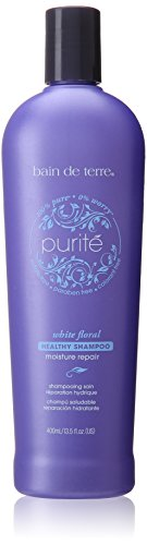Bain De Terre Purite' Moisture Repair Shampoo, 13.5 Fluid Ounce by Bain de Terre