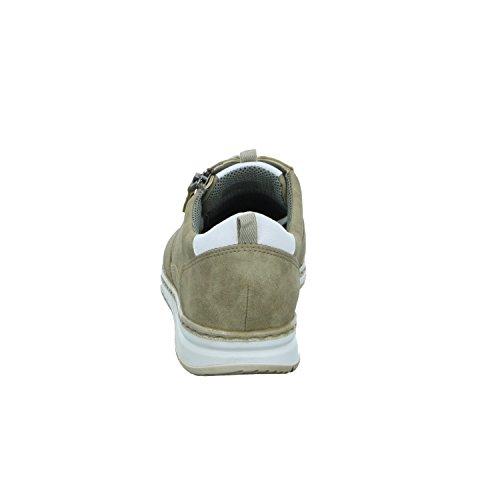 Jenny  Sapporo, Chaussures de ville à lacets pour femme 05trüffel/weiss