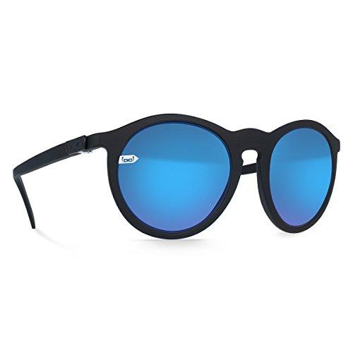 gloryfy unbreakable eyewear Sonnenbrille Gi8 Panto black matt L, schwarz