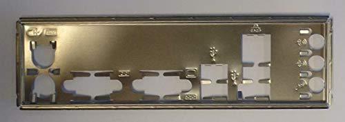 Asus M5A78L-M LX3 Blende -Slotblech IO Shield