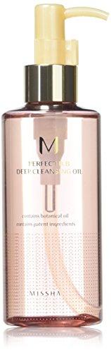 MISSHA M Perfect B.B Deep Cleansing Oil (200ml), 1er Pack