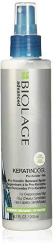 Matrix Biolage Keratindose pro - keratin renewal Spray - Damen, 1er Pack (1 x 200 ml) (Express-shampoo Keratin)