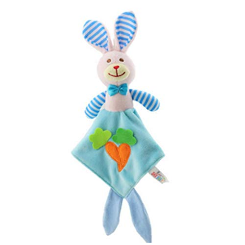 Ruijanjy Babys Beruhigende Spielzeug Babys Handkerchief Tröster Spielzeug Soothing Handtuch Sicherheitsdecken