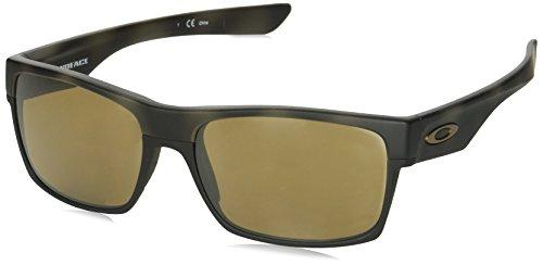 Oakley Herren Twoface 918940 Sonnenbrille, Grün (Verde), 60
