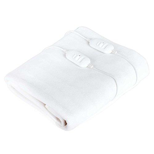 Foto de El calor manta eléctrica XXL cama alfombra calentadora para invernadero térmica cama manta cojín calefactor para 160 x 140 cm