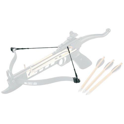 Sehne 80lbs Pistolenarmbrust inklusive Bogenendkappen