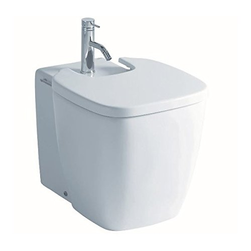 Bidet BTW attached without Universal cover Gala.