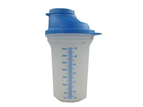TUPPERWARE Backen Mix-Fix klein 350 ml blau D214 Shaky Küchenhelfer Shake It