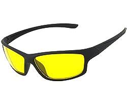 Feldspar Wrap Around Unisex Sunglasses (Ndyl-001_7_Yellow)