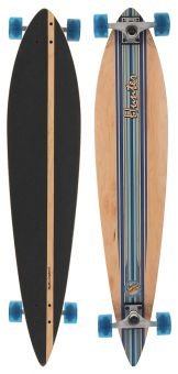 MINDLESS HUNTER II Longboard, blue