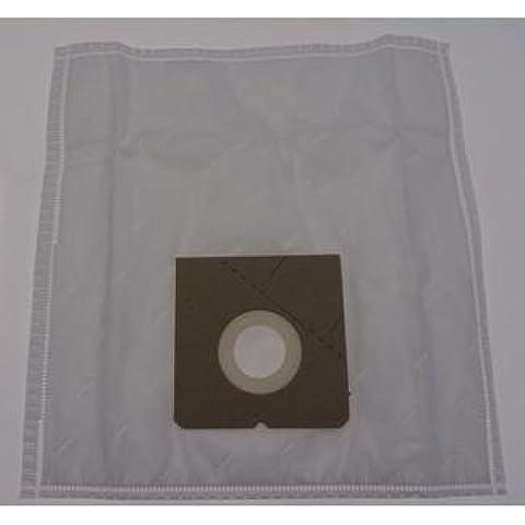 Philips-Confezione di 4 sacchetti in microfibra per aspirapolvere, modello unic line 1-2006f1. 2007-86004G - 2007 4 Modello