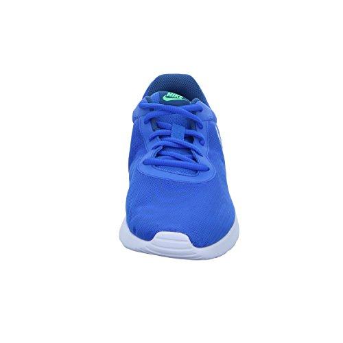 Nike Tanjun Prem, Baskets Homme Bleu (Bleuphoto/Bleuindustriel/VertElectro/Bleuphoto)