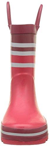 Start Rite Henley, Bottes de Neige Garçon Rouge (Red)