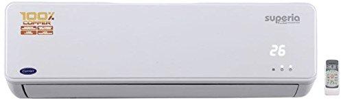 Carrier 18K Superia Plus K+ Inverter Split AC (1.5 Ton, White)