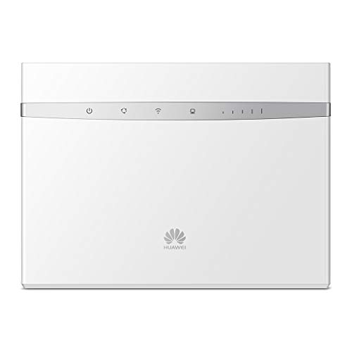 Huawei B525s-23a Router Wireless 4G da 300 MBps con 3 Antenne Integrate, 2.4 G e 5 G Dual Band