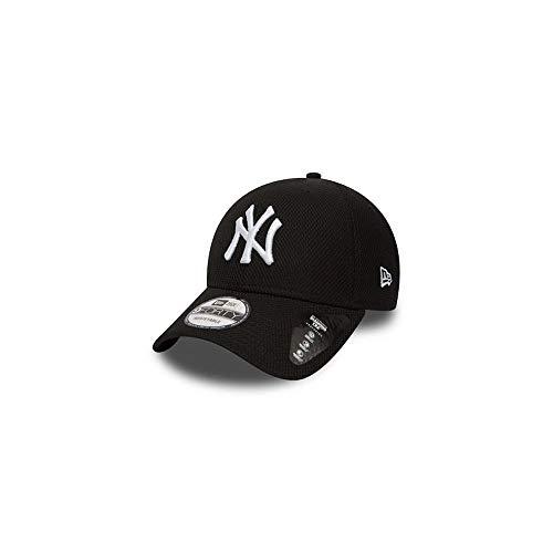 Imagen de a new era  9forty mlb york yankees diamond negro/blanco talla ajustable