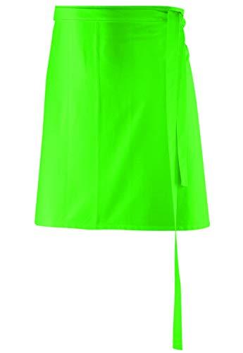 Vorbinder, Schürze 45x80 cm in Lemongreen LxB aus 65% Baumwolle - 35% Polyester