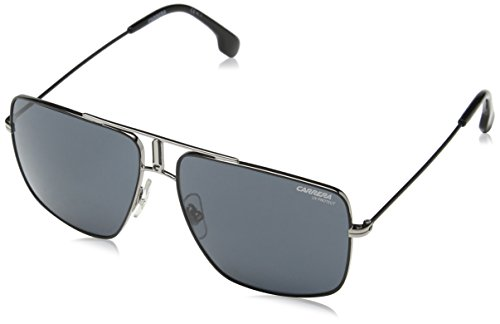 Carrera Gradient Square Unisex Sunglasses - (CARRERA 1006/S TI7 60IR|60|Blue Color)