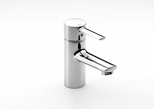 Roca A5A3260C00 – Mezclador monomando para lavabo con cuerpo liso