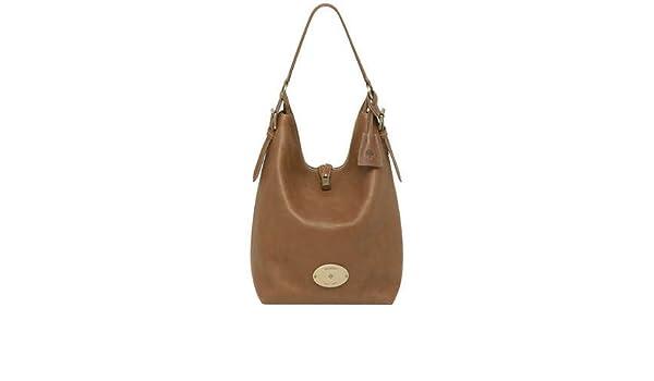 982bd19f97 Mulberry Bag Bella Hobo Oak Natural Leather  Amazon.co.uk  Kitchen   Home