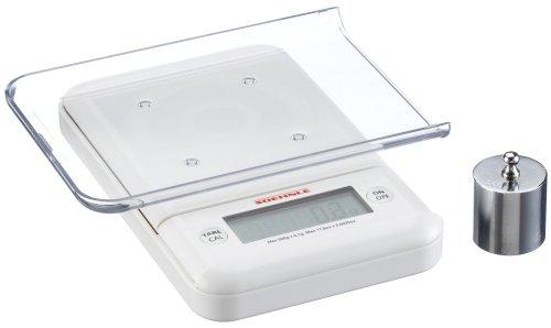 Soehnle Ultra 2.0 66150 Bilancia di precisione digitale, colore: Bianco