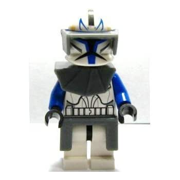 Captain Rex Clone Wars Lego Star Wars Minifigure 2 Inch