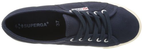 Superga 2790 Cotw Linea Up and Down, Sneakers Basses femme Bleu (933 Navy)