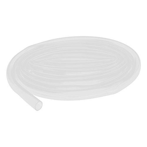 sourcingmap® 8mm x 10mm Silicone Grado Alimentare Tubo Birra Acqua Aria tubo 2 Metri