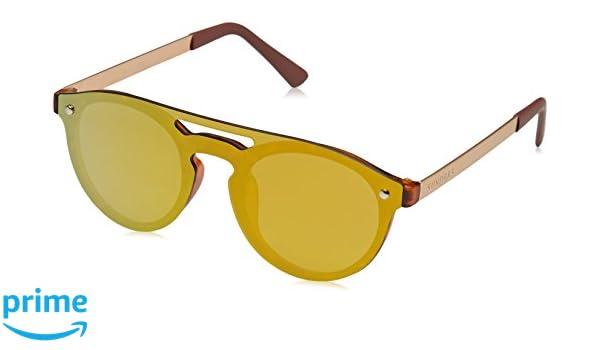 SUNPERS Sunglasses su75202.2Brille Sonnenbrille Unisex Erwachsene, gold