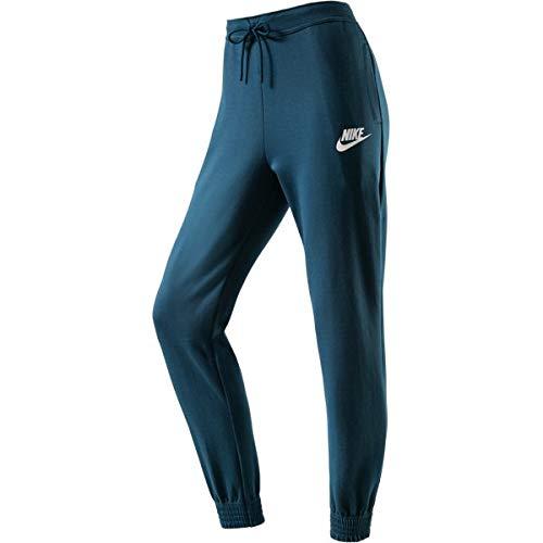 Nike Damen Advance Jogg-Hose, blau, L