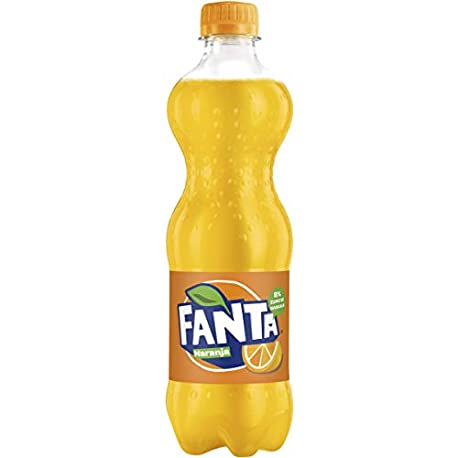 Fanta Naranja Botella 50 cl