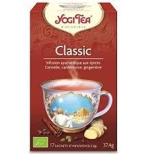 Yogi Tea Thé Bio Classique 17 sachets