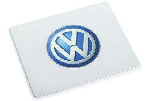 Preisvergleich Produktbild VW Mousepad,  Weiß (VE=10) Werbemittel - 000087703K