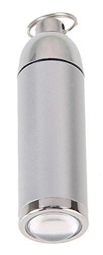 SaySure - Retracted Mini Pocket Carabina Torch LED Light Flashlight