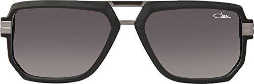 fe369d0918f Sonnenbrillen Sunglasses Cazal 6013 3 002 black mat-gun 100% Authentic New